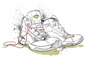 stock-illustration-10169862-hiking-boots-drawing