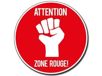 Question ouverte : Les «zones rouges» sont-elles destinées aux territoires africains?