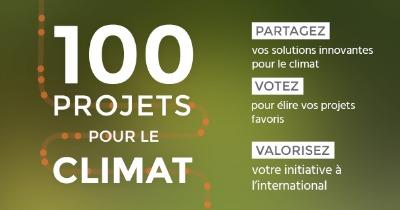 100 Projets pour le climat.