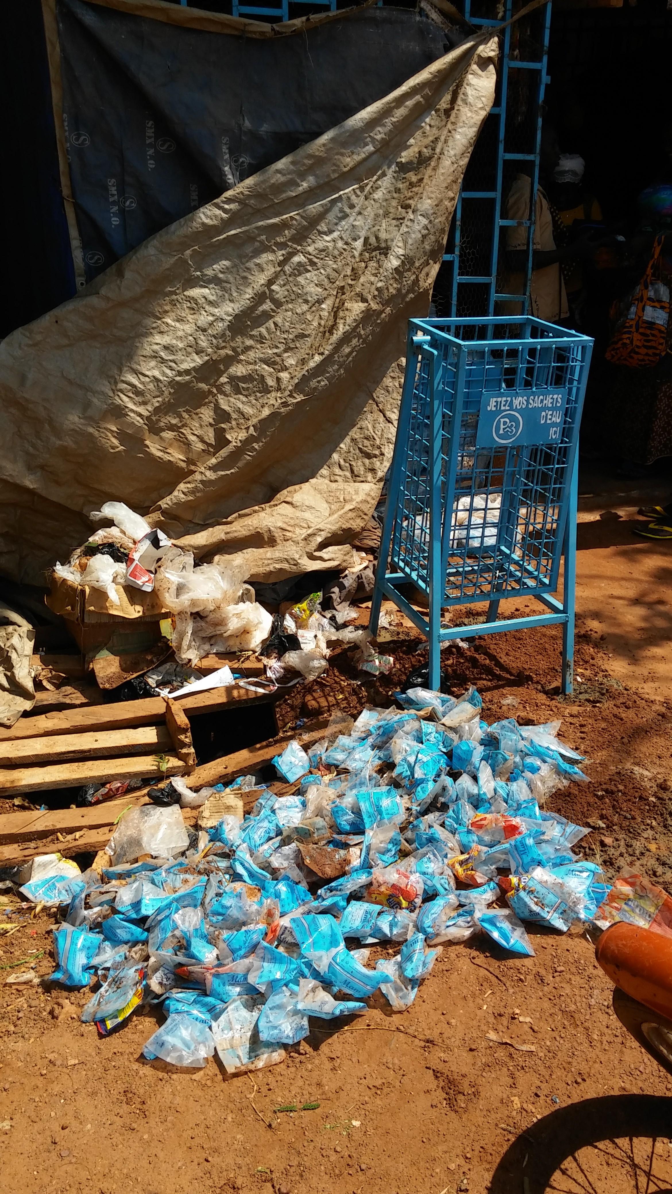 Ulule «Des poubelles pour une ville plus belle»