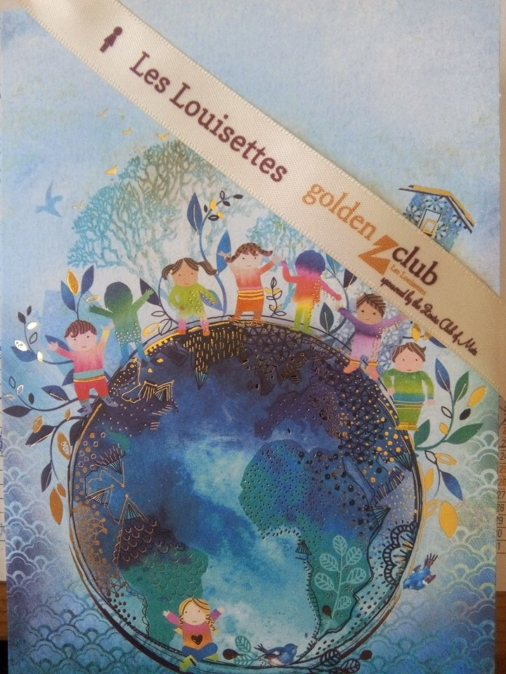Golden Z – Les louisettes