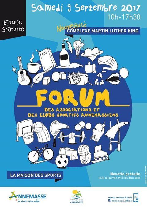Le Forum des Associations.