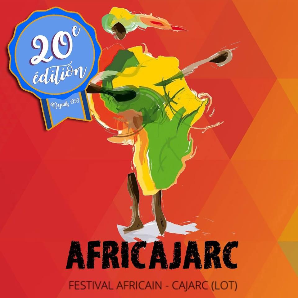 20 ème édition Africajarc