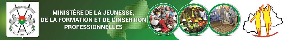 Ministère de la Jeunesse,de la Formation et de l'Insertion Professionnelles