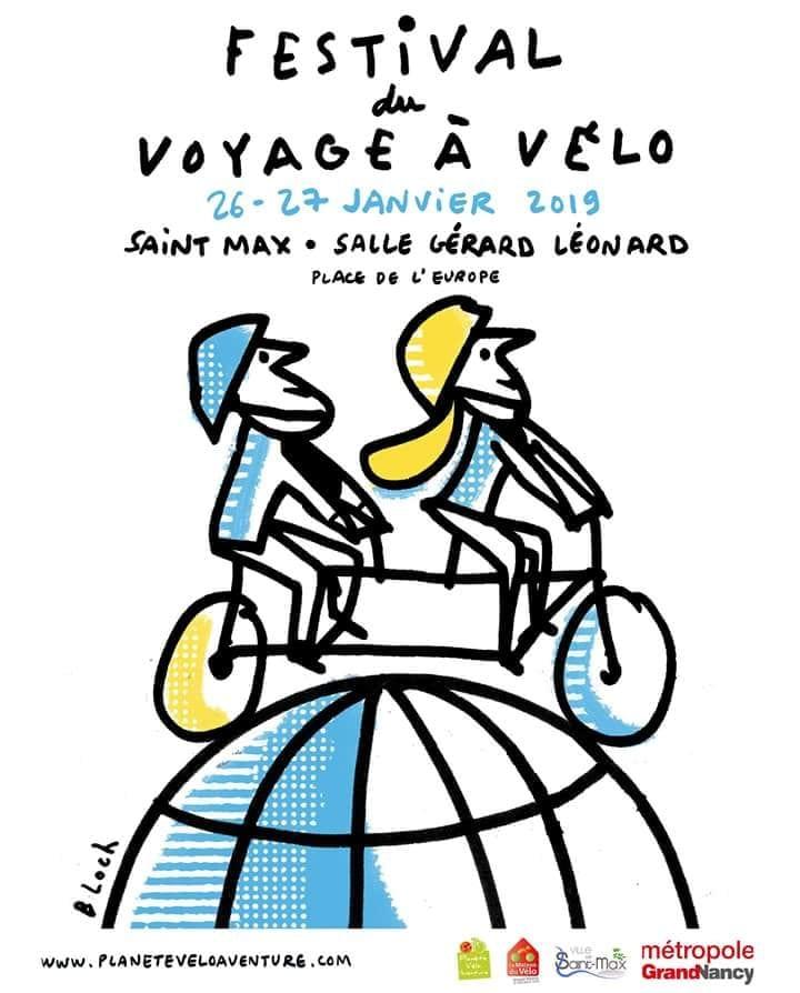 Festival du Voyage à vélo
