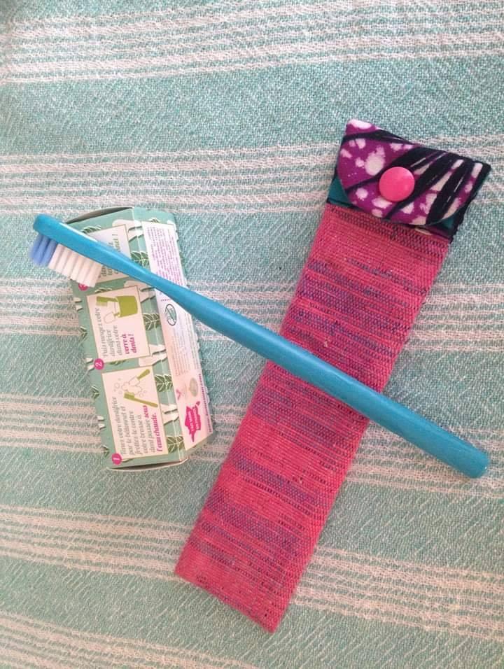 Des étuis à brosse à dent !
