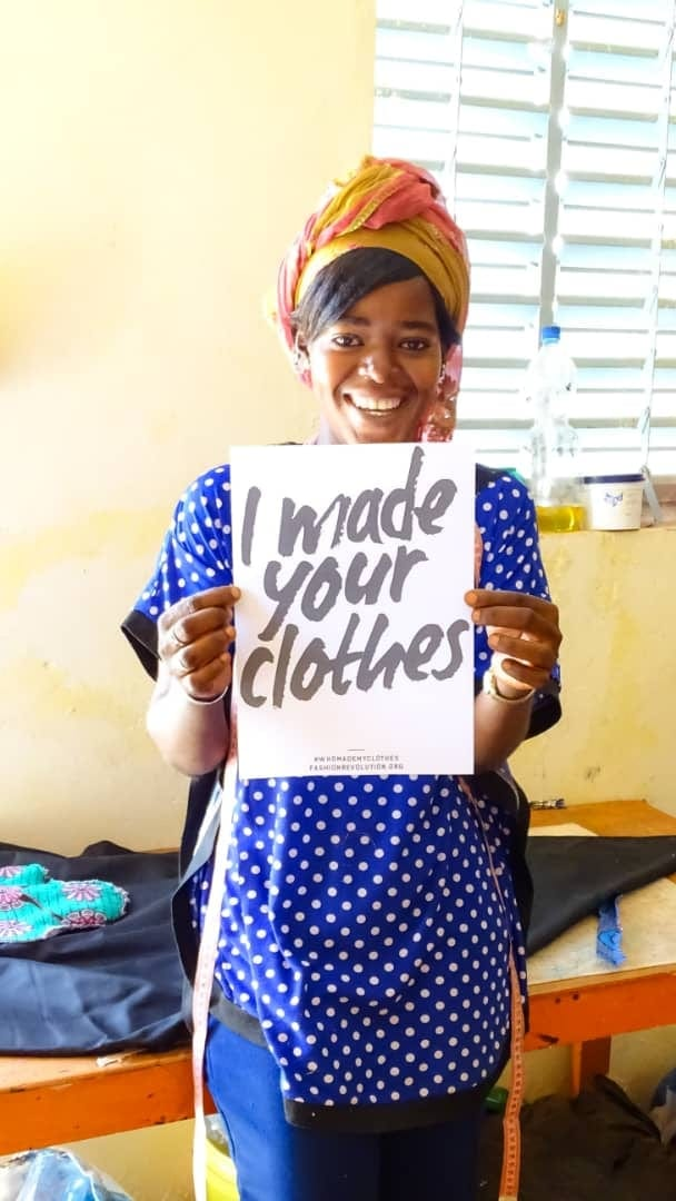 #I Made Your Clothes