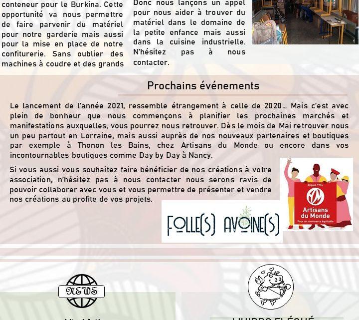 Newsletter N°36