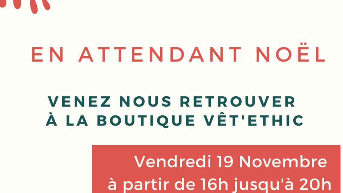 Soirée spéciale Movement France chez Vêt'éthic
